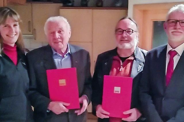 50 Jahre Sozialdemokratie