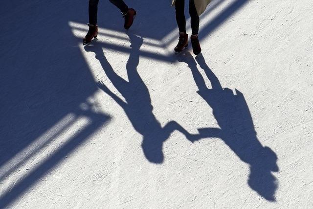 Eislaufsaison in Basel endet am Wochenende