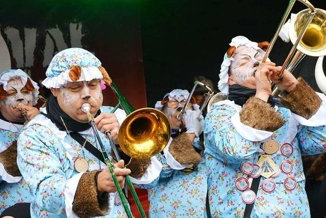 Fotos: Guggenfestival in Rheinfelden