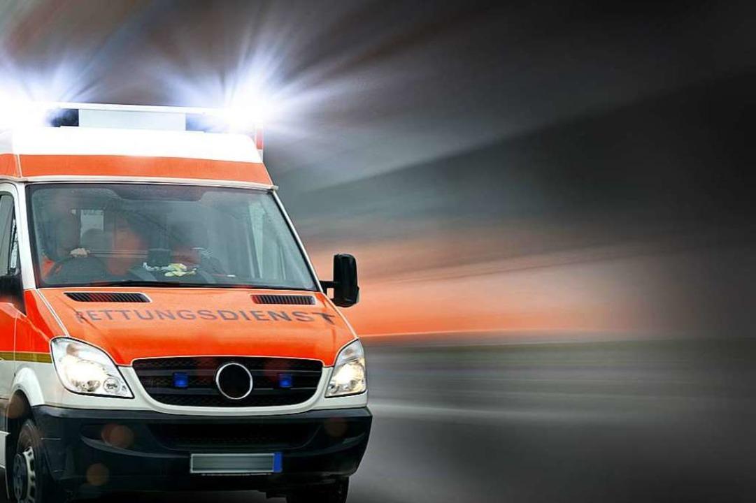 In Offenburg ist am Freitag ein Fahrra...in ein örtliches Krankenhaus gebracht.  | Foto: ©Thaut Images - stock.adobe.com