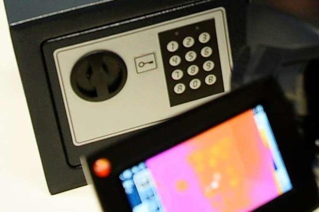 15-Jähriger knackt Tresore – mit einer Wärmebildkamera
