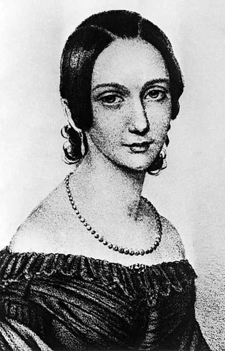 Clara Schumann    Foto: dpa
