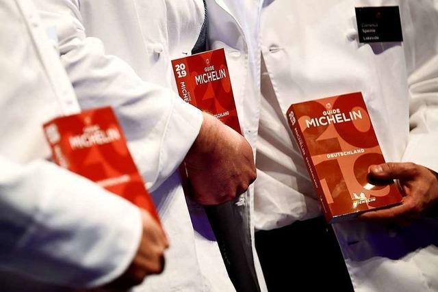 Stolz auf die Michelin-Sterne