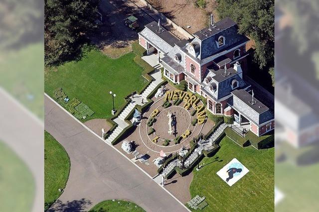 Neverland-Ranch wird verkauft