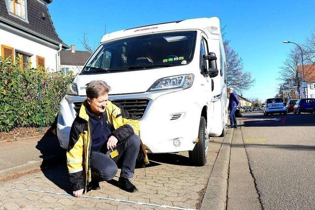 In St. Georgen nerven dauerparkende Wohnmobile die Anwohner