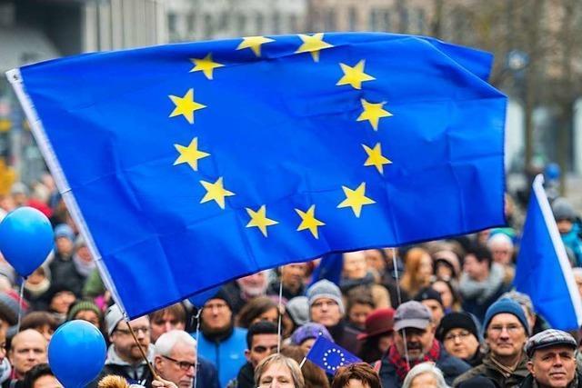 Darum wollen Schülerinnen und Schüler am Sonntag für Europa demonstrieren
