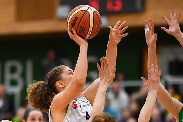 Erstliga-Frauen des USC Freiburg bei Tabellenführer Herne chancenlos – 66:91