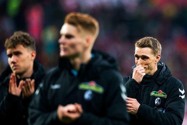 Der SC Freiburg zeigt in Leverkusen sein zweites Gesicht