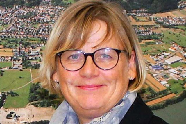 Welche Ideen Wirtschaftsförderin Silke d'Aubert für Grenzach-Wyhlen hat