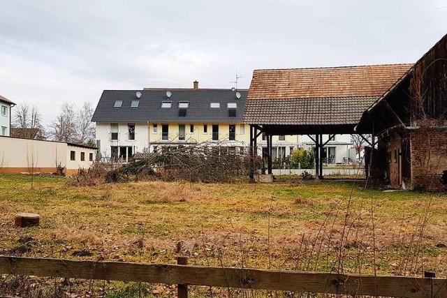Umkirchs Gemeinderat gibt grünes Licht für ein Bauvorhaben am Mühlbach