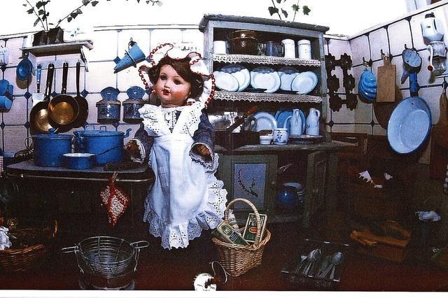 Puppensonderausstellung in Bad Krozingen