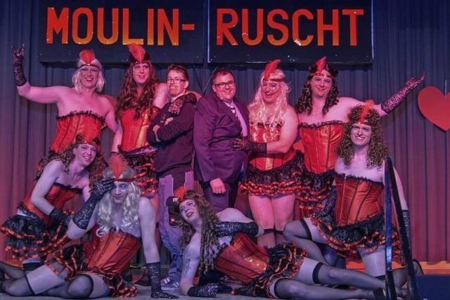 Narren im Moulin-Ruscht-Rausch