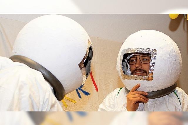 Neues aus dem Raumfahrtzentrum