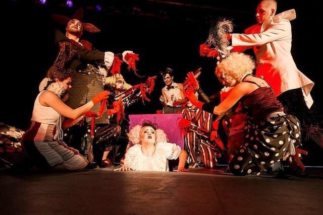 Das Struwwelpeter-Kinderbuch kommt im Stadttheater als Musical auf die Bühne