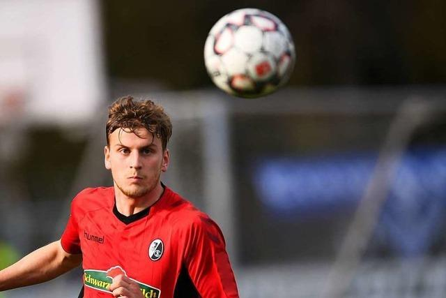 Gegen Waldhof Mannheim bestimmt der SC Freiburg II das Spiel, verliert aber mit 0:2