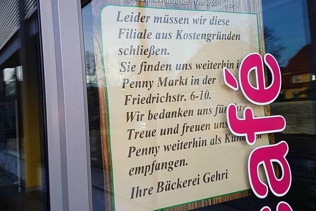 Bäckerei Gehri schließt zwei ihrer drei Filialen in Bad Säckingen