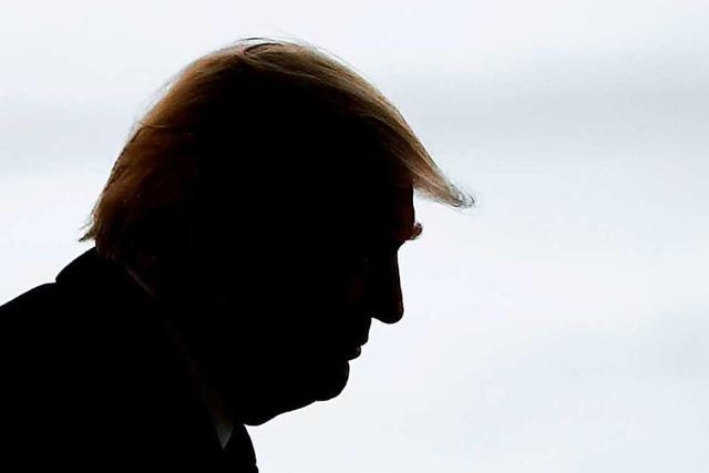 Vorwahl der US-Opposition: Sie alle wollen Trump ablösen