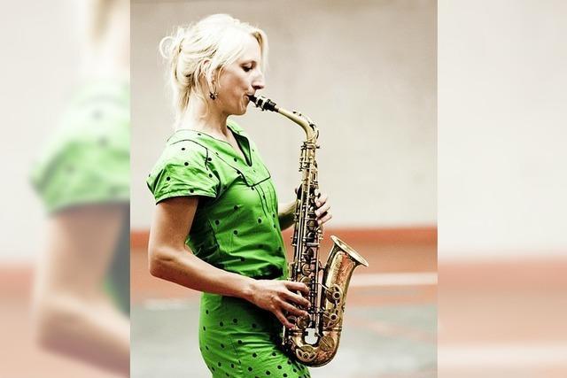 Baden-Württembergische Jazzpreisträgerin 2014 Alexandra Lehmler und Band gastieren im Lörracher Jazztone