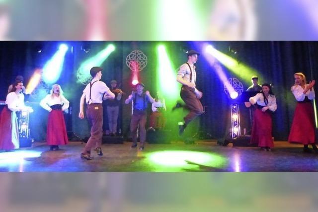 Jubelstürme für irische Showtruppe