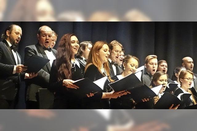 Moskauer Kathedralchor in Villingen-Schwenningen