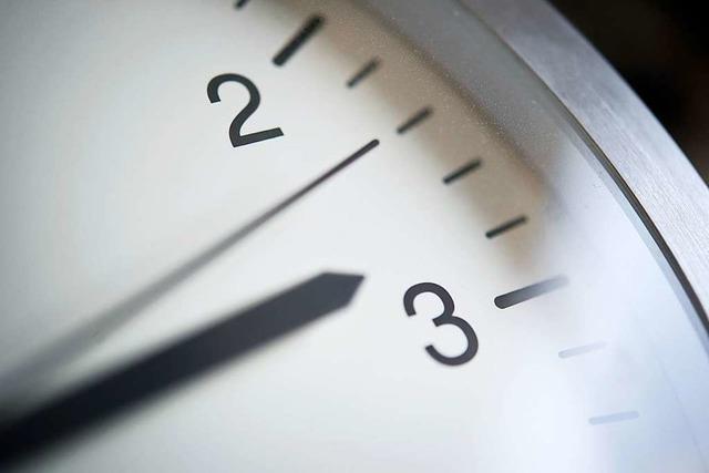 Wann kommt das Ende der Zeitumstellung?