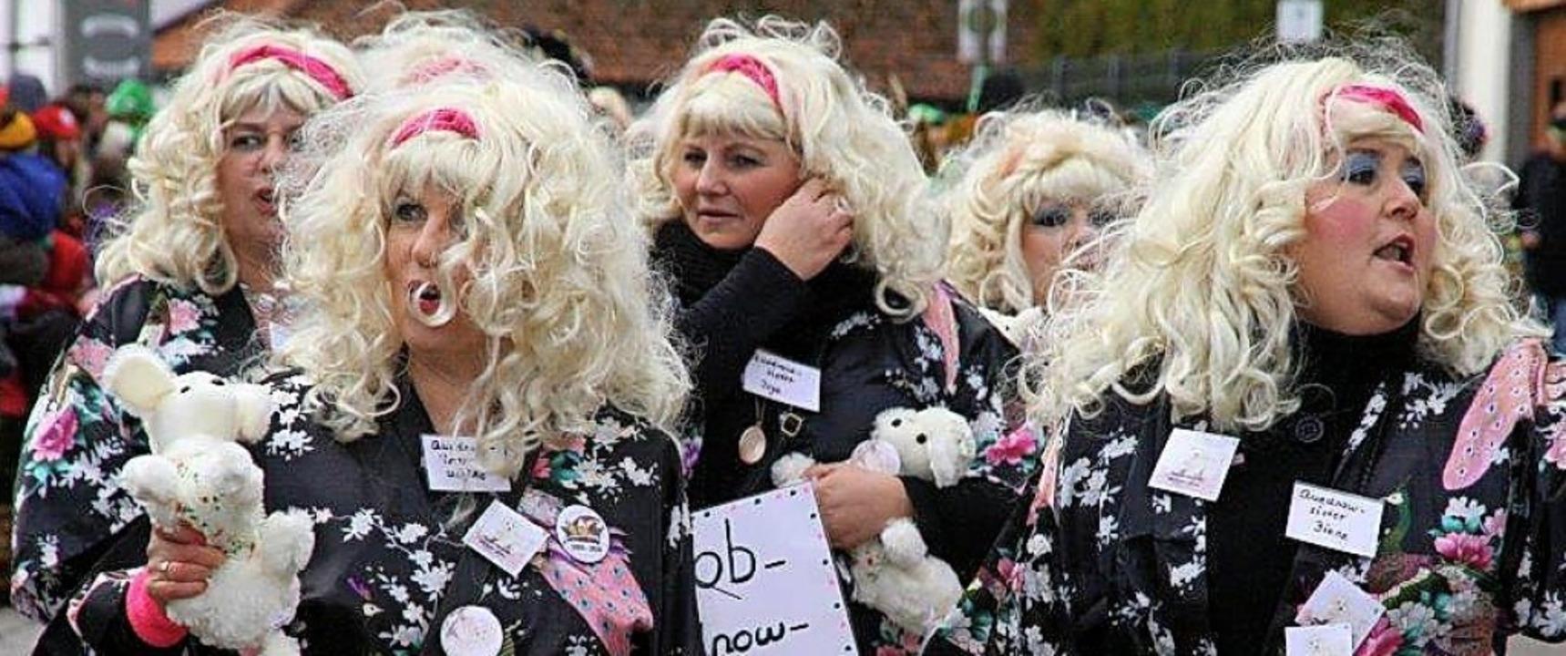 Die Quednow-Sisters bekamen Zuwachs.