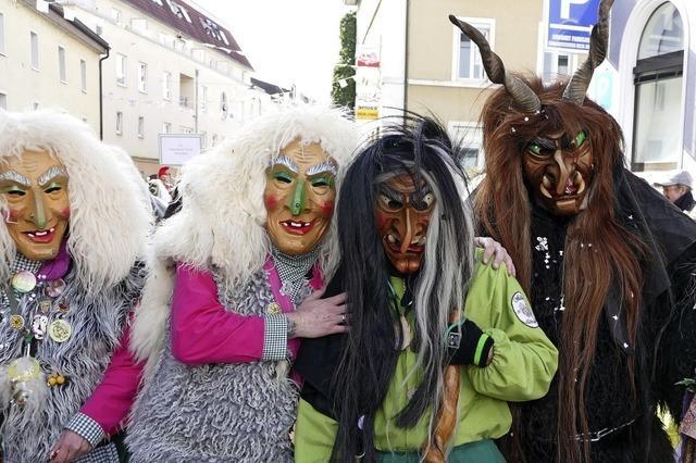 Wilde Hexen, große Tiere
