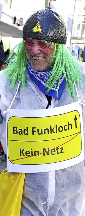 Stets politisch – der Frohsinn    Foto: Axel Kremp