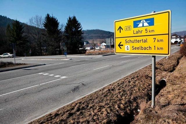 Eine Rückstufung der Bundesstraße 415 ist wenig realistisch