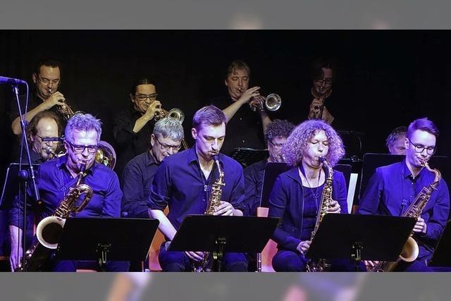 Gestandene Jazzmusiker zelebrieren gepflegten Swing