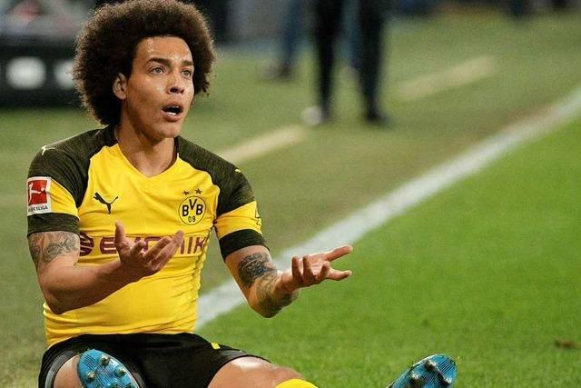 BVB hofft auf Fußball-Wunder