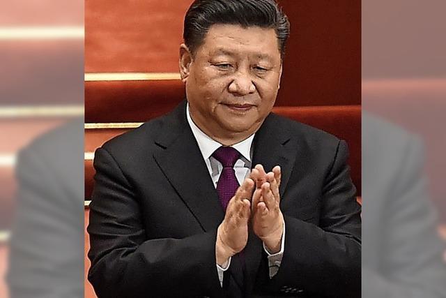 Chinas Führung droht und fühlt sich bedroht