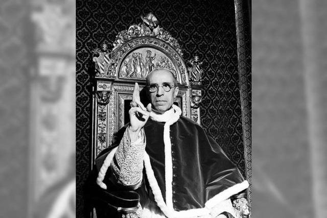 Pius XII: Papst öffnet Geheimarchiv