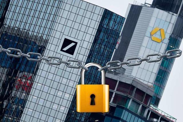 Gehören Deutsche Bank und Commerzbank bald zusammen?