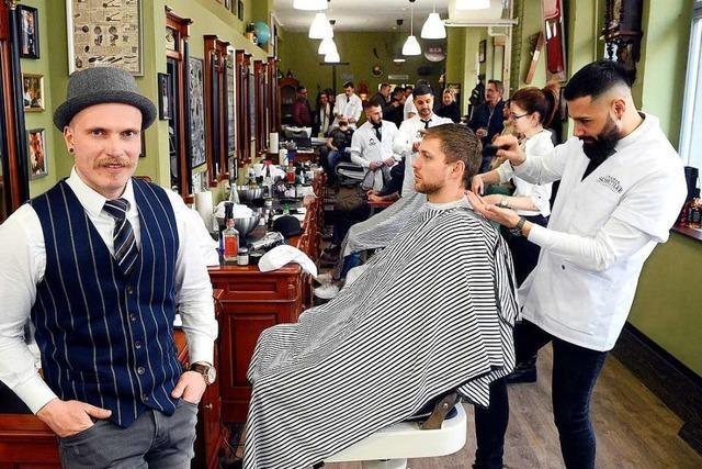 Warum Barbershops immer noch boomen