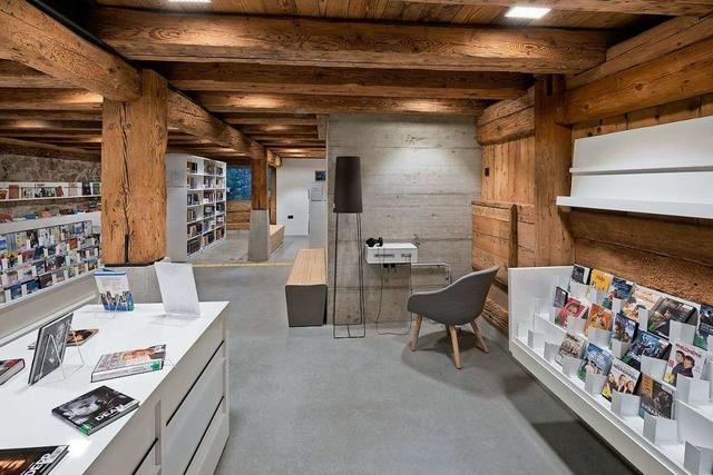 2018 wurden in der Mediathek in Kirchzarten 64.000 Medien ausgeliehen
