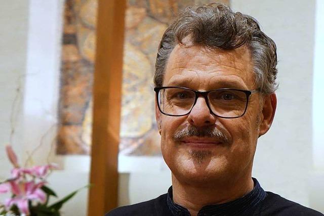 Rainer Marbach aus Rheinfelden wird zum Kirchenmusikdirektor ernannt