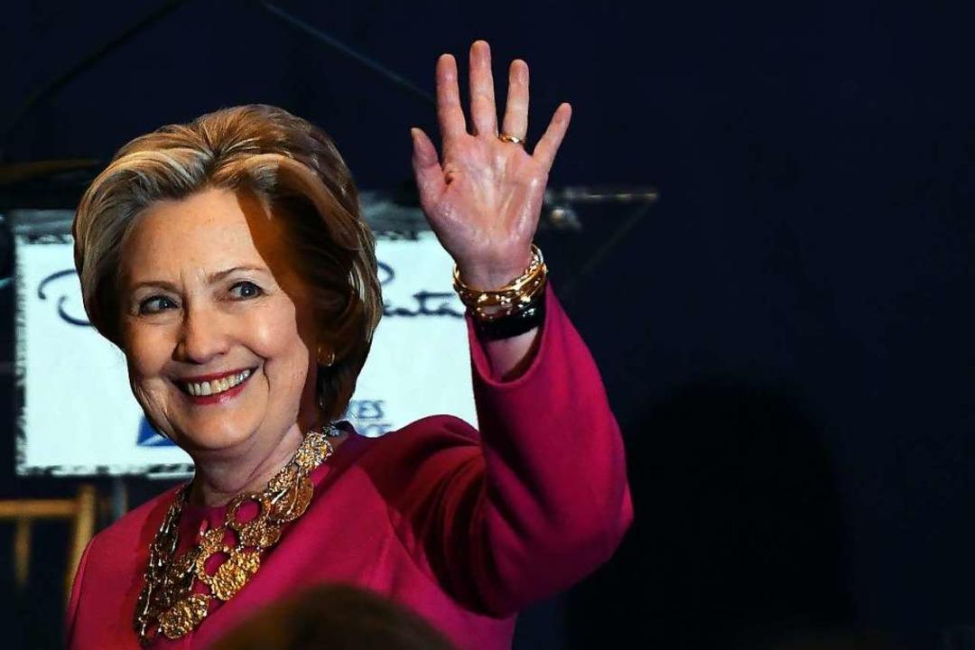 Hillary Clinton    Foto: AFP