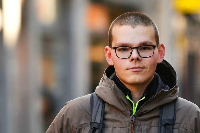 18-Jähriger will nach Studium in Freiburg promovieren