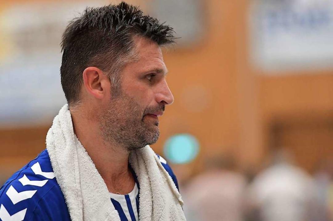 Aurelijus Steponavicius kommt zur HSG.  | Foto: Achim Keller