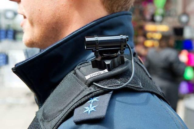 Südwest-Polizei speichert Bodycam-Daten nicht bei Amazon