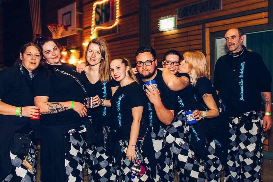 Fasnet XXL in der Kirchberghalle Ehrenkirchen (Foto: Fabio Testa / Pyunity)