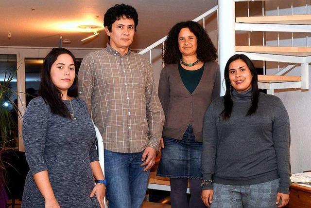 Was vier Venezolaner in Freiburg über die aktuelle Lage in ihrer Heimat denken