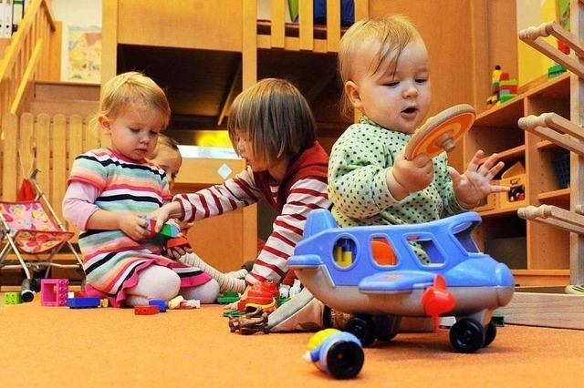 Die Kinderbetreuung in Wasenweiler wird teurer