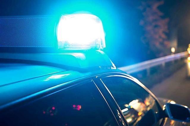 40-jähriger Tatverdächtiger nach Messerangriff auf Ehefrau festgenommen