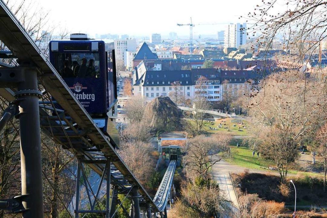 Ein beliebtes Ausflugziel in Freiburg ... knapp 17 Prozent mehr als im Vorjahr.    Foto: Lisa Petrich