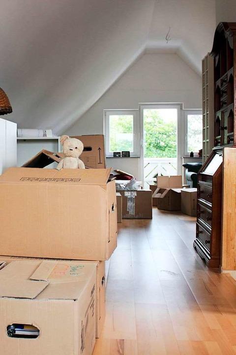 Die Einpersonenhaushalte haben zugenom...ei Prozentpunkte auf nun 53,7 Prozent.    Foto: ArTo - Fotolia