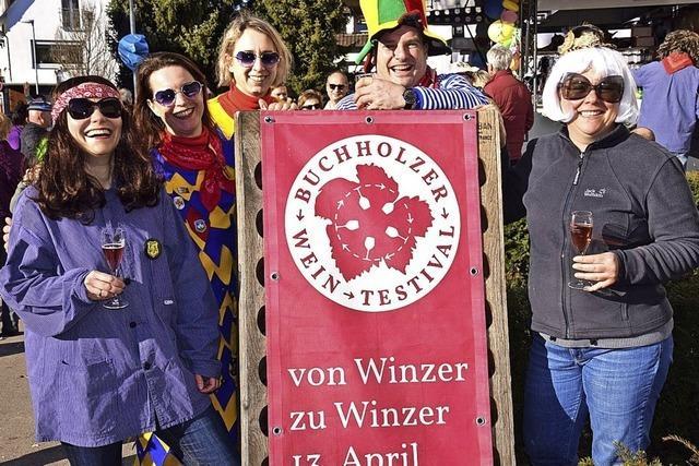 Weinwerbe-Offensive