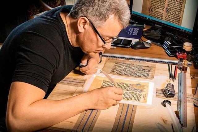 Dieser Mann fälscht professionell – auch für namhafte süddeutsche Museen
