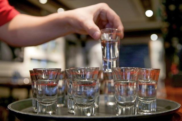 Die Trinkgewohnheiten der Menschheit
